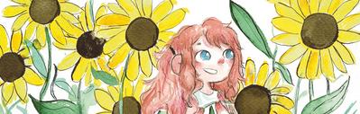 Lily et les tournesols magiques